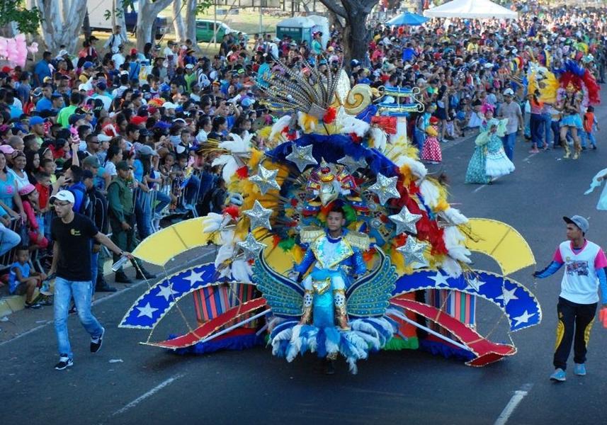 Venezuelans Celebrate Carnival   Venezuelanalysis.com